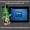 Keeper  personal information protection
