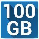 100 GB Free
